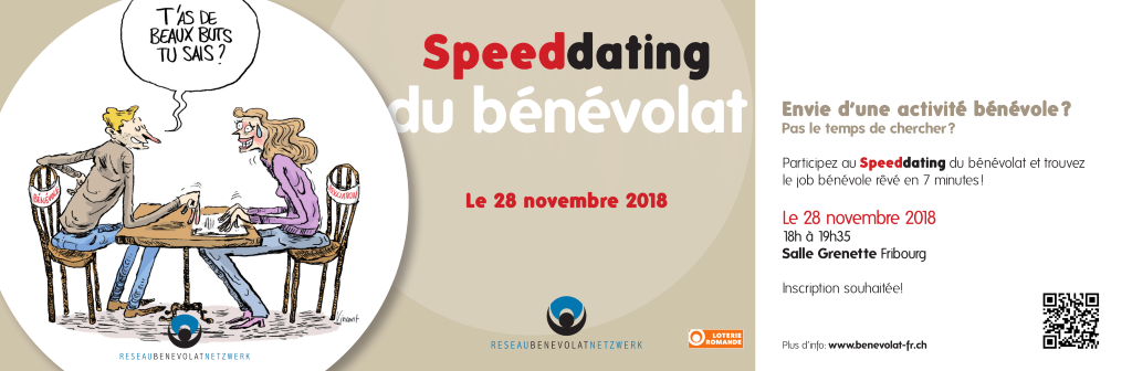 Speed dating fribourg